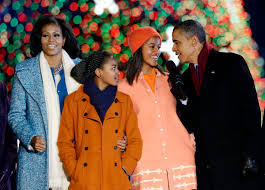 the obama s the obamas images of the first family over the years