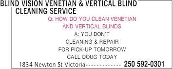 Blind Cleaning Toronto Blind Vision Venetian U0026 Vertical Blind Cleaning Service Victoria