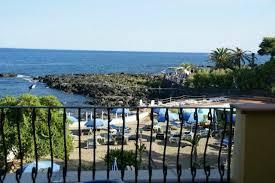 giardino naxos hotel view from the terrace sea picture of hotel kalos giardini