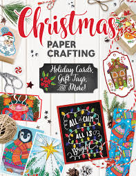 get in the crafting spirit with christmas papercrafting