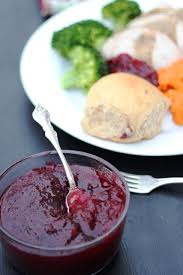 easy cranberry sauce recipe
