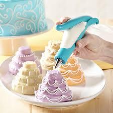 cake decorating yakamoz cake decorating pen pastry icing piping bag nozzle tips
