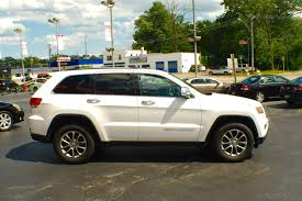 beach jeep 2014 jeep grand cherokee limited white 4x4 suv
