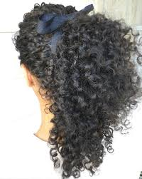 30 eye catching ways style curly and wavy ponytails