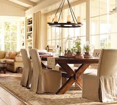 Dining Room Table Floral Centerpieces by Modern Dining Table Centerpiece Mocha Stained Teak Wood Backrest