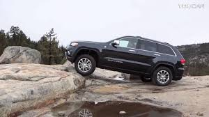 Grand Cherokee Off Road Tires 2014 Jeep Grand Cherokee Limited Offroad Youtube
