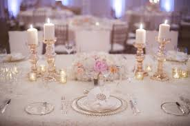 pink white gold wedding gold pink and white reception elizabeth designs the