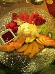 le bureau epinal dessert fruits frais photo de au bureau épinal tripadvisor