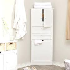 small standing bathroom cabinet tall corner bathroom cabinet bathrooms cabinets white corner