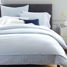 white and navy duvet cover u2013 theundream me
