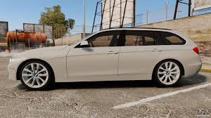 undercover police jeep bmw 330d touring f31 2014 unmarked police els for gta 4
