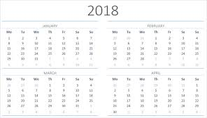 the best free microsoft office calendar templates for the new year
