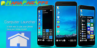 apk laucher computer launcher apk for android mafiapaidapps