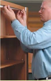 how to replace kitchen end panels how to order and install cabinet veneers end panels diy