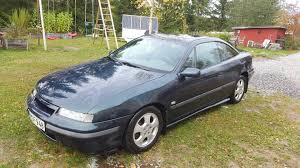 opel calibra sport opel calibra 2 5i 24 v6 2d ilmastoitu coupé 1994 used vehicle