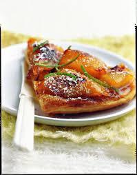 t駘駑atin recettes de cuisine recette tatin de mangues