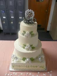 25th anniversary cakes 25th silver anniversary cake wedding