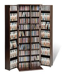 storage cabinets with shelves prepac espresso grande locking media storage cabinet with shaker doors