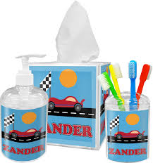 race car tissue box cover personalized potty training concepts