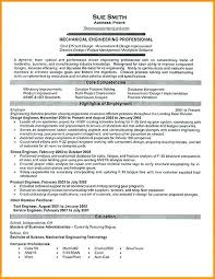 mechanical engineering resume sle mechanical engineer resume