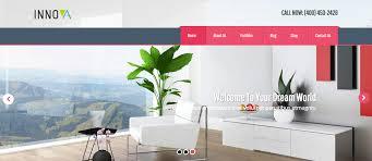 home interior design themes blog 12 best interior design architecture themes for wordpress