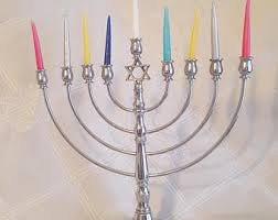 hanukkah candles for sale menorah candles etsy