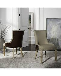 Safavieh Dining Chair Black Friday Sales On Safavieh Mercer Collection Eva Leather