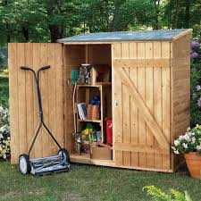 Building A Backyard Shed by Best 25 Wood Storage Sheds Ideas On Pinterest Small Wood Shed