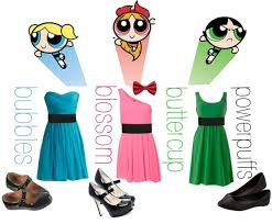 Powerpuff Girls Halloween Costumes 33 Geek Piñata Ready Geeky Halloween Costumes Images