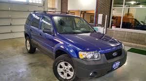 06 ford escape 2006 ford escape awd xlt 4dr suv w 3 0l in escanaba mi prised auto