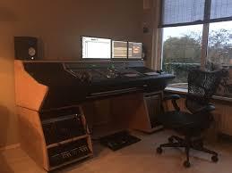 Building A Studio Desk by Building A Studio Desk Hostgarcia