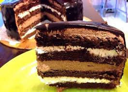 secret recipe chocolate indulgence cake by abigail ngan