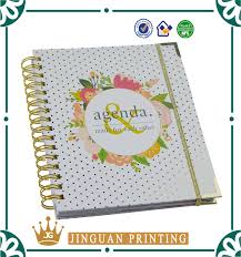 wedding planner notebook 2018 professional wedding planner organizer gold spiral wedding