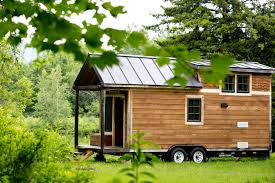 What Is A Tiny Home by Buy Tiny House On Wheels Which Is Placed In An Area Of Natural And