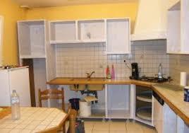 cuisine sienne porte facade cuisine avec porte de meuble cuisine placard mural