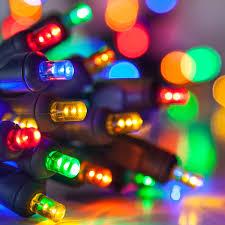 amazing ideas multi colored lights 70 light traditional