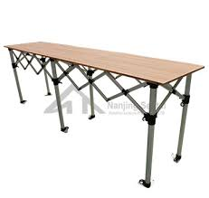 High Top Folding Table High Quality Folding Table With Wooden Top Folding Table With