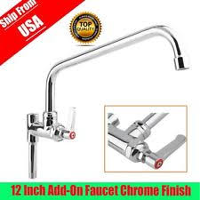 Add On Faucet Unbranded Generic Commercial Kitchen Faucets Ebay