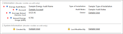 user layout en español customize record details with page layouts unit salesforce trailhead
