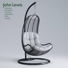 3d models arm chair john lewis dakara fusion cabana hanging