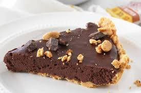 perfect bar no bake chocolate peanut butter pie recipe