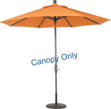 Sun Garden Easy Sun Parasol Replacement Canopy by Amazon Com 9ft 8 Ribs Market Umbrella Replacement Canopy