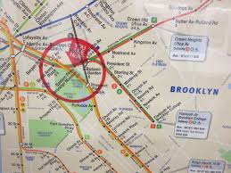 New York Bus Map by Map To Eastern Parkway U2013 Brooklyn Museum Subway Station In U2026 Flickr