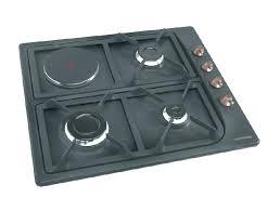 cuisine electrique table cuisson electrique cuisine gaz ou electrique formidable plaque