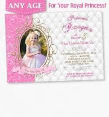 1st birthday princess invitation templates free 28 images 25