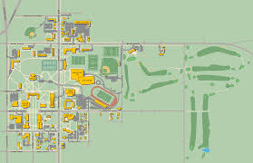 St Paul Campus Map Gift U0026 Memorial Trees The College Of Wooster