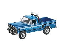 jeep honcho custom 857224 1 25 1980 jeep honcho ice patrol by revell rmx857224