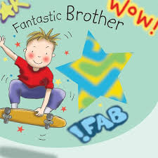 brother birthday card skateboard fantastic brother tw655