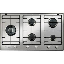 whirpool piani cottura piano cottura a gas whirlpool 5 fuochi gma 9521 ixl whirlpool