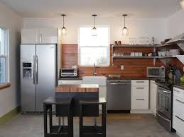 Modern Backsplash Kitchen Kitchen Ideas White Backsplash Ideas Grey Kitchen Units Glass